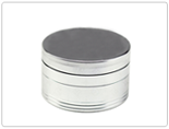 4 pc Anodized Aluminum Grinder 50mm