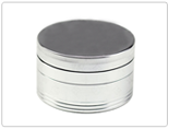 4 pc Anodized Aluminum Grinder 55mm