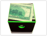 Hundred Dollar Bills Hot Box Vaporizer